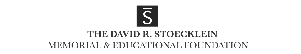 The David R. Stoecklein Memorial and Educational Fund
